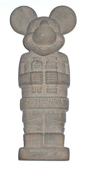 NadinOspina-TiwanakuStyleMickeyMouse