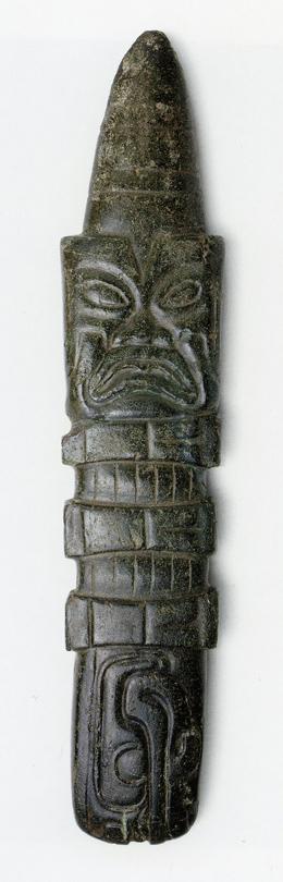 Olmec-GreenstoneScepter